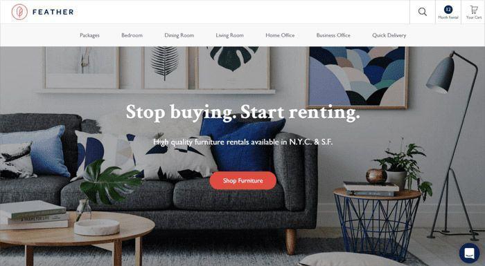 Top 10 Mẫu website nội thất đẹp ấn tượng trong năm 2019