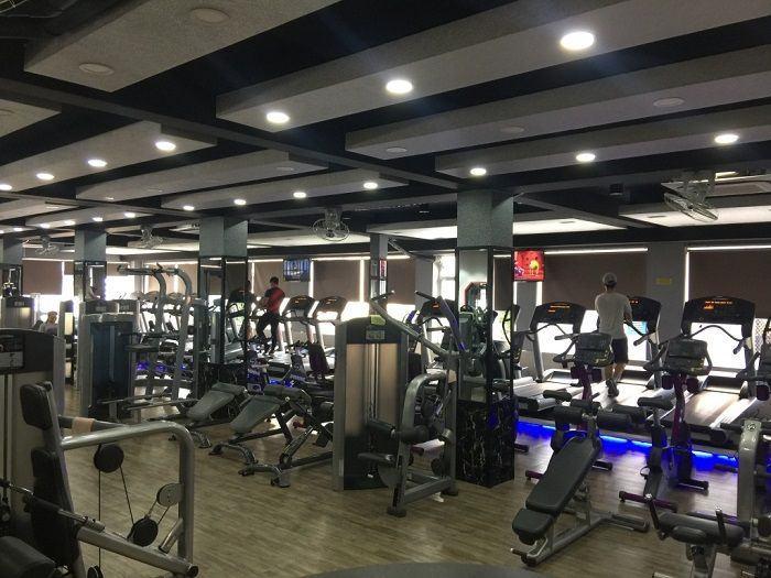 Phòng Tập Gym Tại Gò Vấp