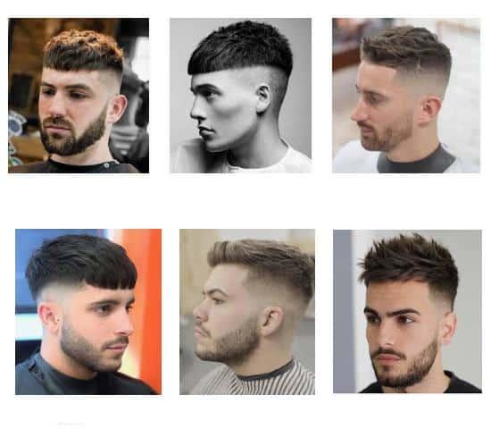Kiểu tóc nam đẹp 2019 chuẩn men phù hợp với từng khuôn mặt - 2