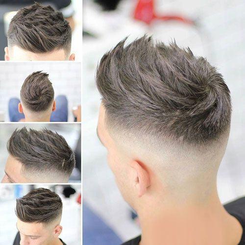 Kiểu tóc nam đẹp 2019 chuẩn men phù hợp với từng khuôn mặt - 6