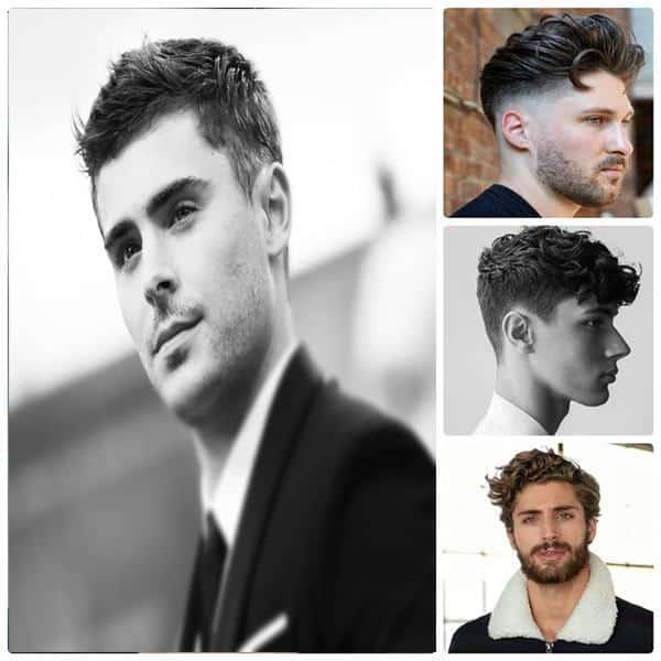 Kiểu tóc nam đẹp 2019 chuẩn men phù hợp với từng khuôn mặt - 4