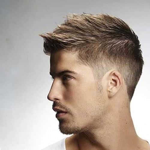 Kiểu tóc nam đẹp 2019 chuẩn men phù hợp với từng khuôn mặt - 21