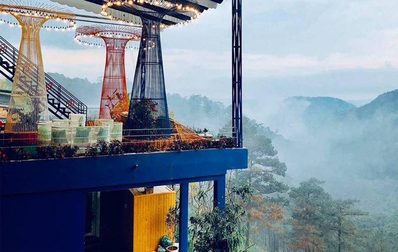 Cà Phê View đẹp Tại đà Lạt