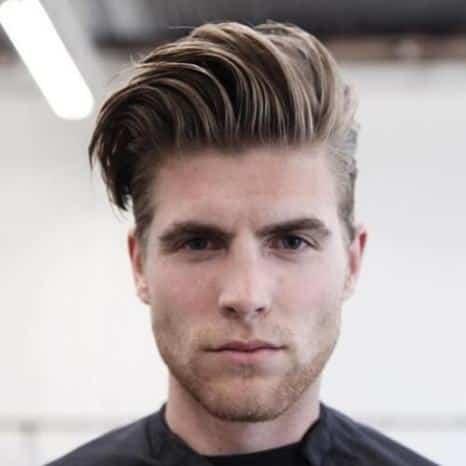 Xu hướng tóc nam đẹp nhất hiện nay - Hình 8