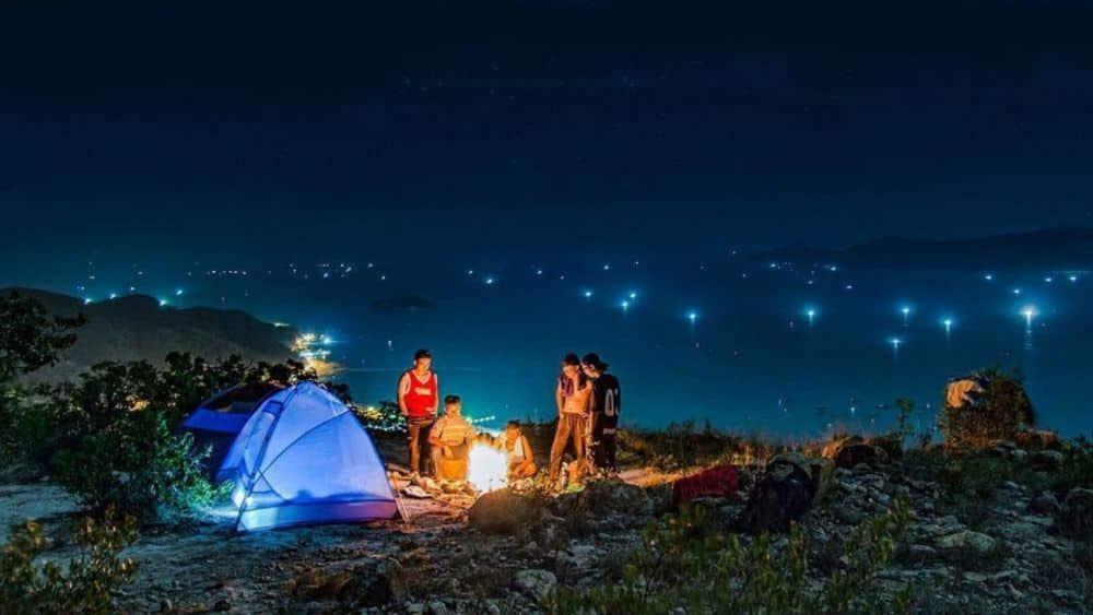 Top 5 địa điểm cắm trại đêm tại Đà Lạt
