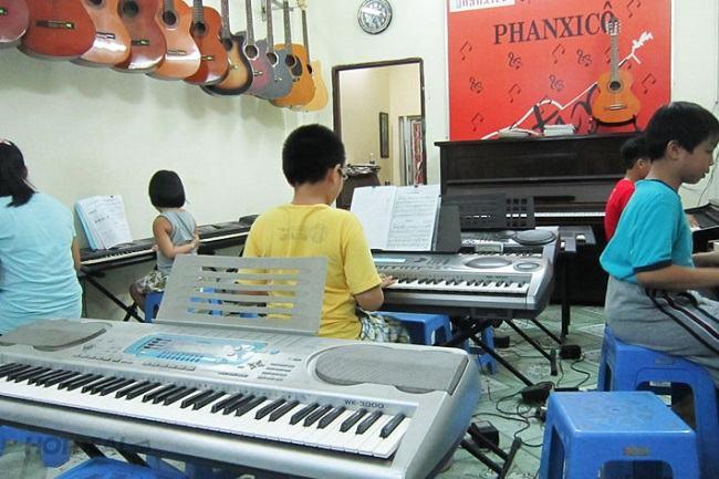 Trung tâm âm nhạc Phanxico là Top Trung tâm dạy đàn piano tốt nhất tại TP. Hồ Chí Minh