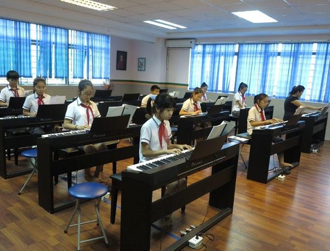 Trung tâm âm nhạc Yam là Top Trung tâm dạy đàn piano tốt nhất tại TP. Hồ Chí Minh