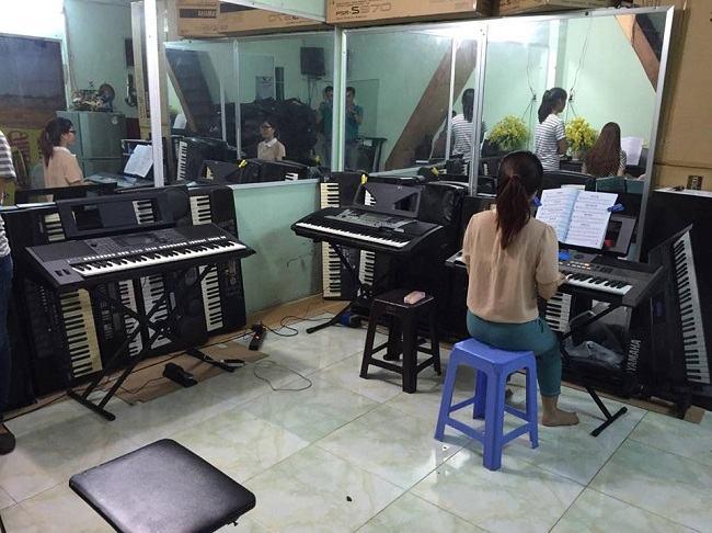 Trung tâm đào tạo nhạc công Thiên Phú là Top Trung tâm dạy đàn piano tốt nhất tại TP. Hồ Chí Minh