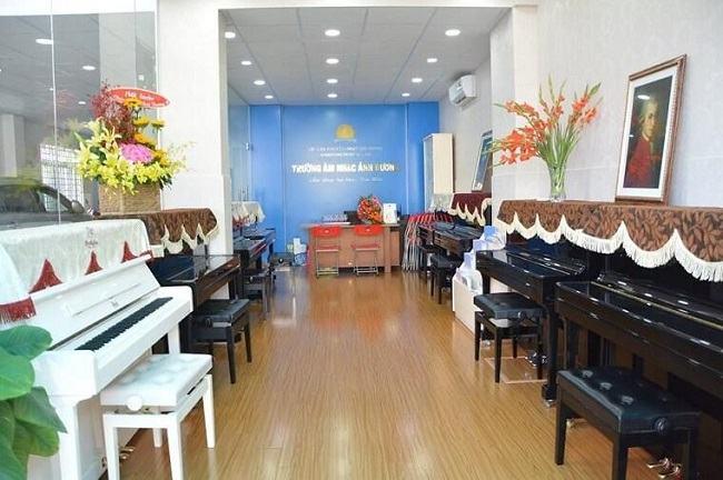 Trường âm nhạc Ánh Dương là Top Trung tâm dạy đàn piano tốt nhất tại TP. Hồ Chí Minh