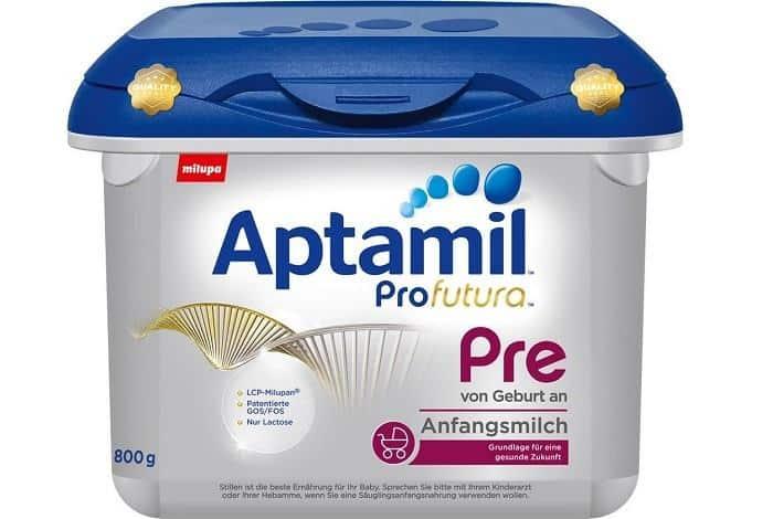 Sữa Aptamil Pre