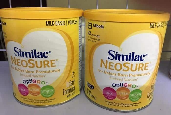 Sữa Similac Neosure Infant Formula
