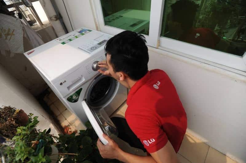 Sửa máy giặt tại Huế