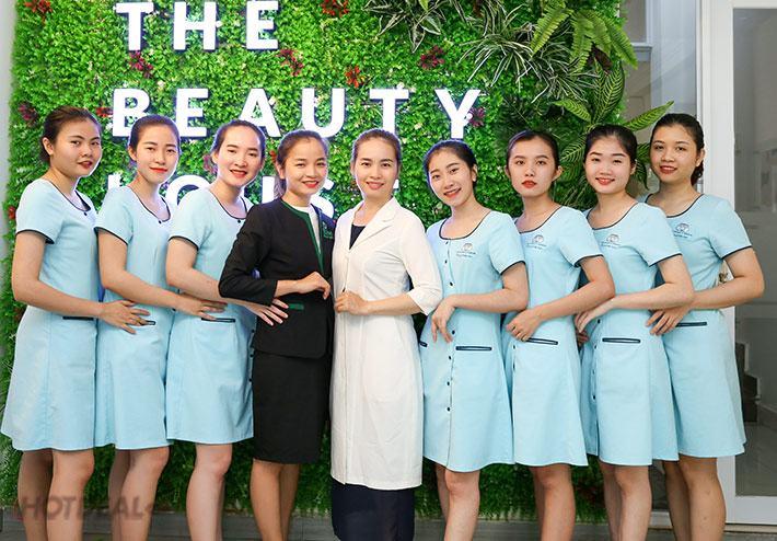 Top 4 Spa đào tạo học viên cam kết chất lượng tại Quận Bình Tân