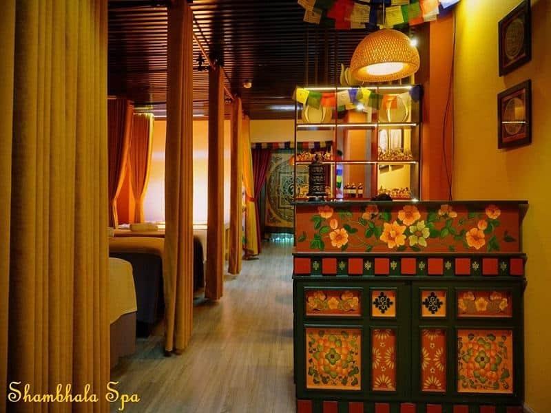 Spa ở Hồ Chí Minh uy tín và chất lượng