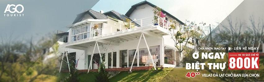 Top 40 Villa giá rẻ Đà Lạt