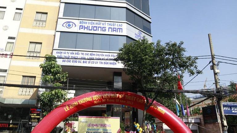 Kết quả hình ảnh cho Bệnh viện mắt Kỹ thuật cao Phương Nam