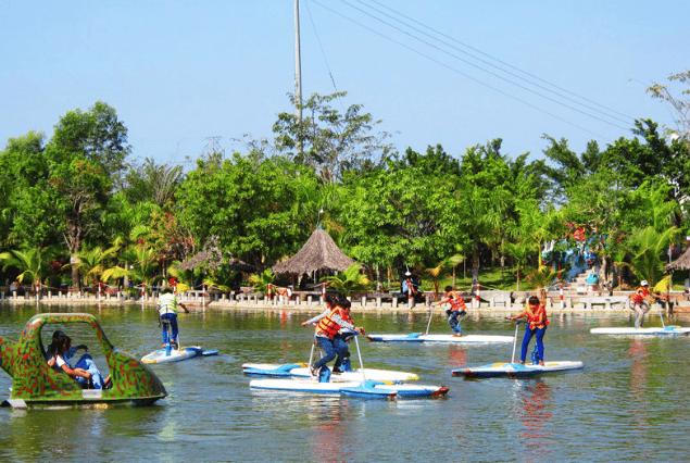 Khu du lịch Vạn Hương Mai (Ảnh ST)