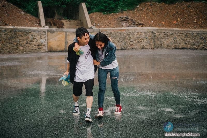 Du lịch Đà Nẵng mùa mưa