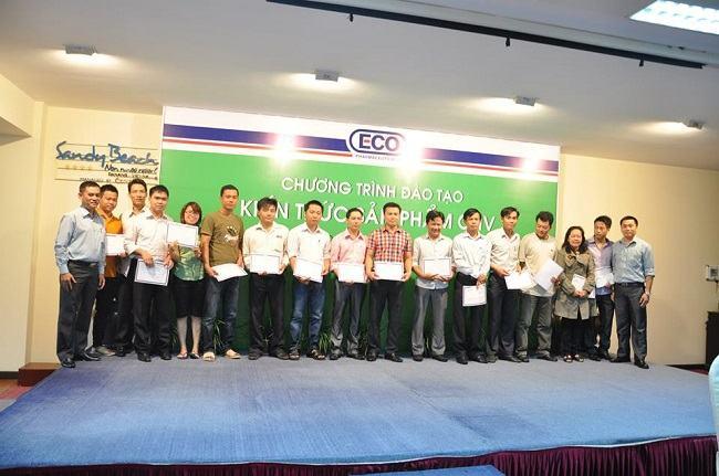 ECO Phamaceuticals là Top 5 Hệ thống nhà thuốc lớn nhất tại Việt Nam