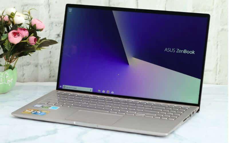 Laptop Asus ZenBook UX533FD i5 8265U/8GB/256GB/2GB GTX1050/Túi/Win10 (A9091T)