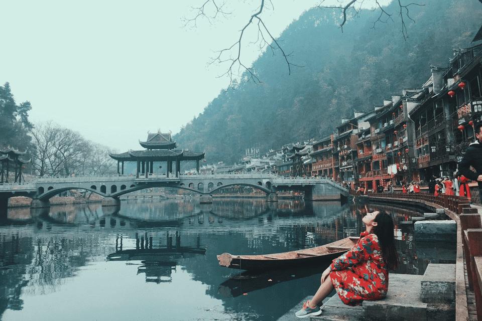 Những điểm du lịch nước ngoài