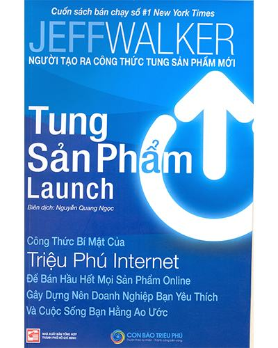 sach launch tung san pham 7 cuốn sách hay về bán hàng Online hiệu quả và bền vững