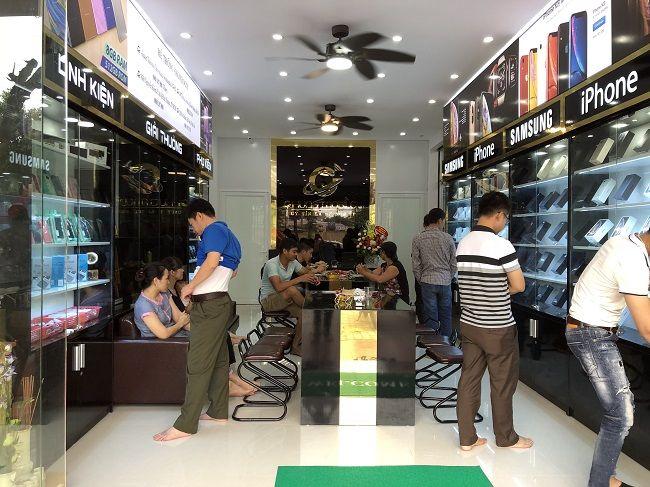 Cửa Hàng Sửa điện Thoại Iphone Uy Tín ở Tphcm 2