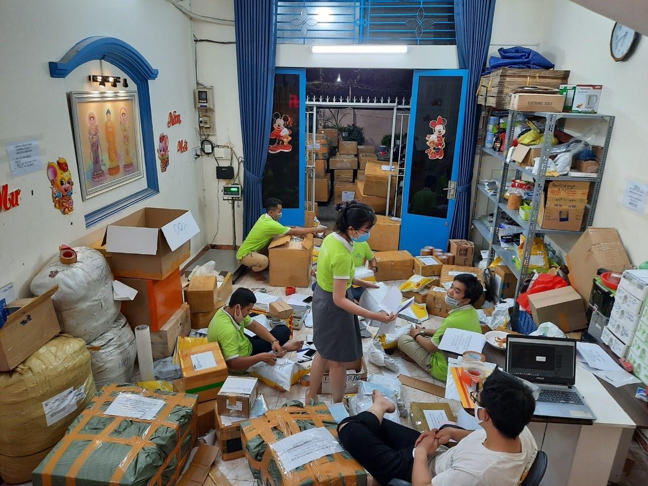 Gateway mang đến sự hài lòng, yên tâm với dịch vụ vận chuyển hàng đi Mỹ tại Việt Nam