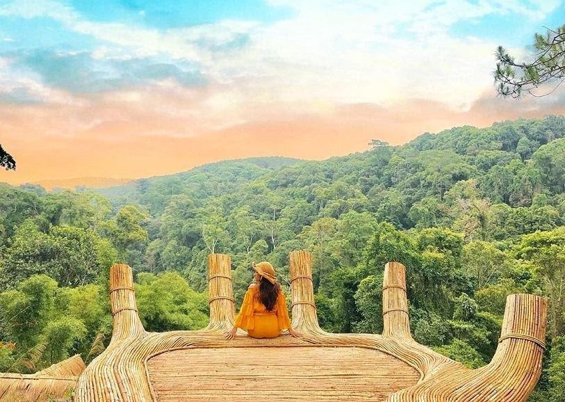 Vẻ đẹp thơ mộng của Đà Lạt sẵn sàng mê hoặc bất kỳ vị khách nào đặt chân ghé thăm. (Ảnh: Internet)