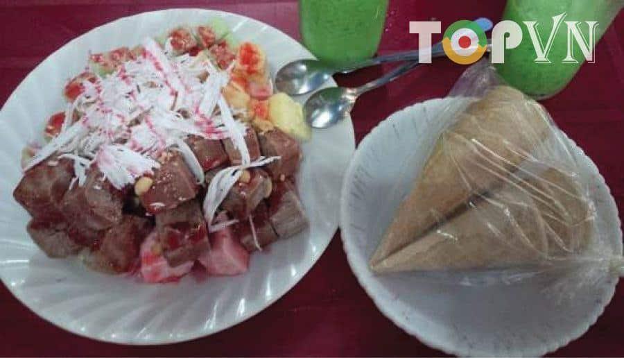 Những địa điểm ăn Uống ở Tân Bình 1