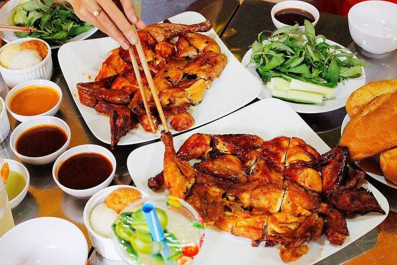 Những địa điểm ăn Uống ở Tân Bình 7