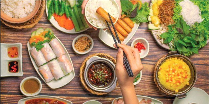 Những địa điểm ăn Uống ở Tân Bình 9