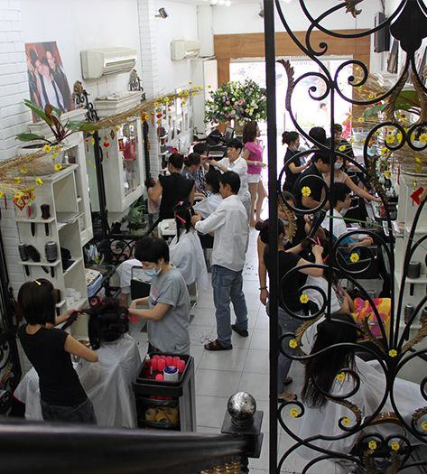 Salon Làm Tóc đẹp 1