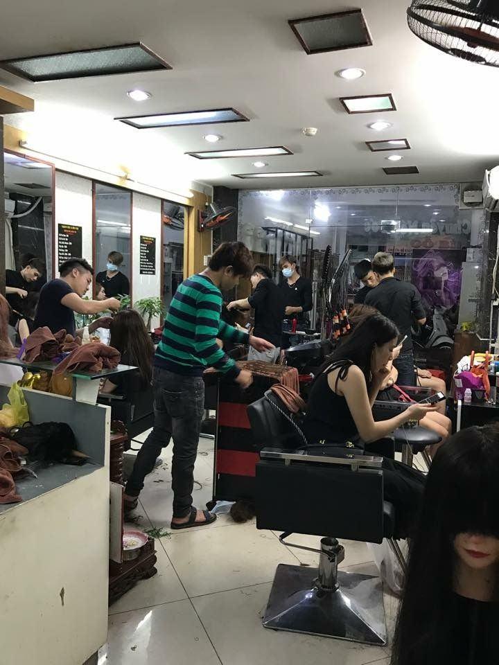 Salon Làm Tóc đẹp 4