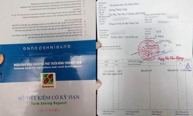 Dịch vụ làm sổ tiết kiệm chứng minh tài chínhBảo Tínuy tín