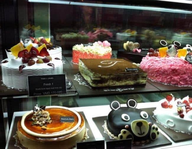 Top 10 tiệm bánh sinh nhật ngon, đẹp, chất lượng nhất TP. HCM ...