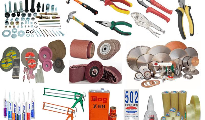 Các loại dụng cụ xây dựng cầm tay trong  thi công xây dựng thường sử dụng