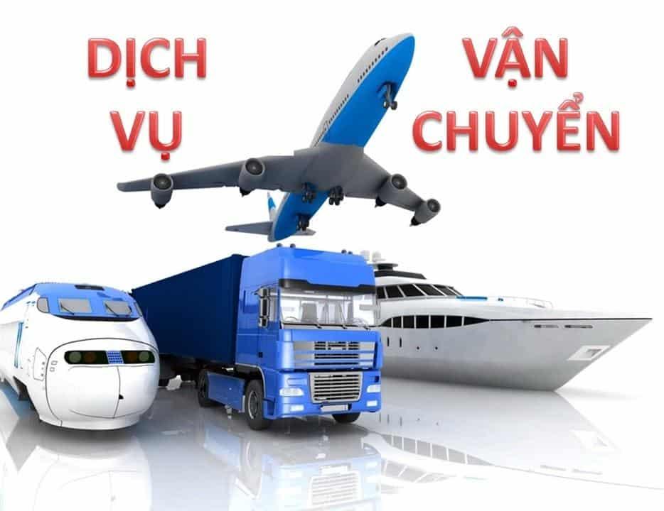 Có nhiều phương thức để vận chuyển hàng hóa sang Đài Loan