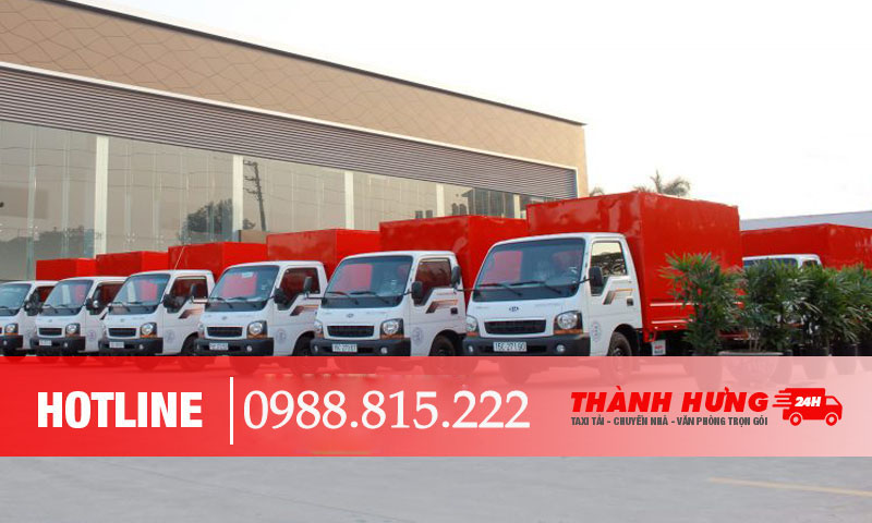 Thành Hưng là 1 trong những công ty chuyển nhà uy tín tại TPHCM