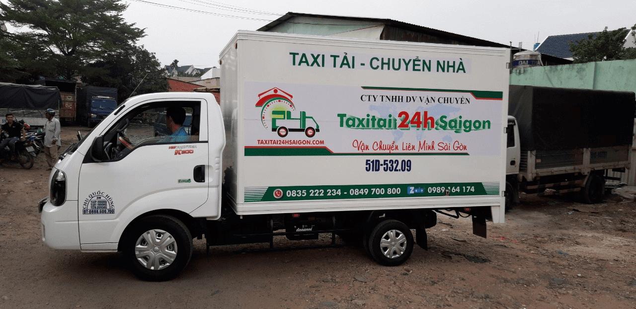 Taxi Tải 24h Sài Gòn là đơn vị vận chuyển nhà uy tín tại TPHCM