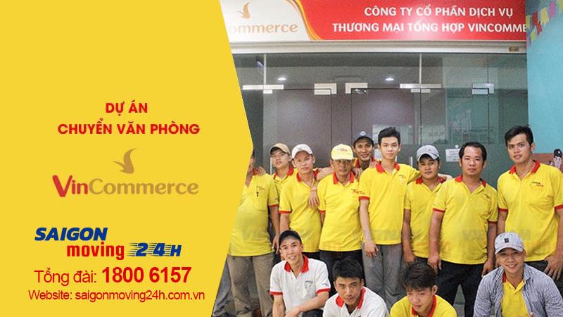 Sài Gòn Moving 24h là một thương hiệu đáng tin cậy tại TPHCM