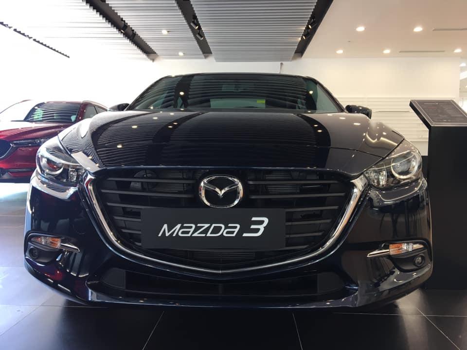 Đánh giá xe Mazda 3 2020 lăn bánh khuyến mãi nhất TP HCM