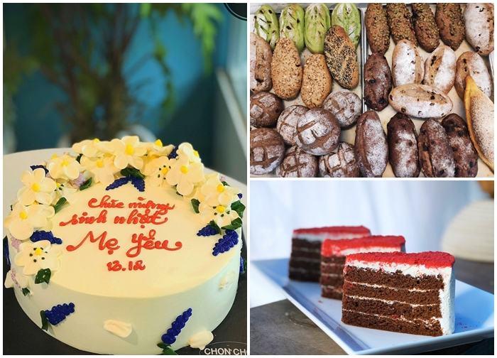 Top 5 Tiệm bánh ngọt ngon ở Vũng Tàu - Toplist.vn
