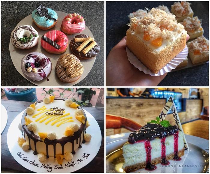 Top 10 tiệm bánh ngọt ở Nha Trang khiến thực khách mê mẩn