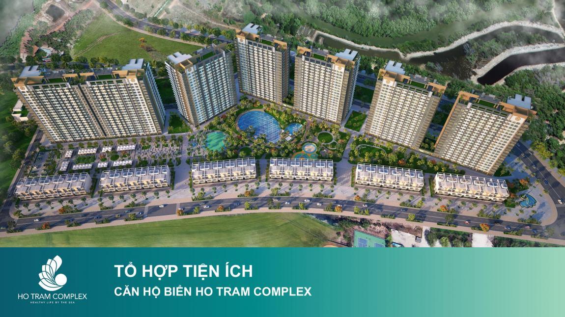 Tiện ích Hồ Tràm Complex Hưng Thịnh