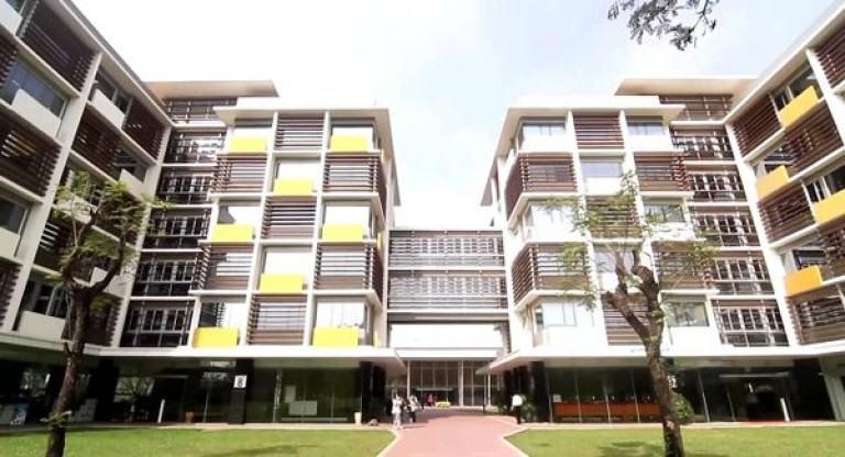 Khuôn viên đại học RMIT (Nguồn: rmit)