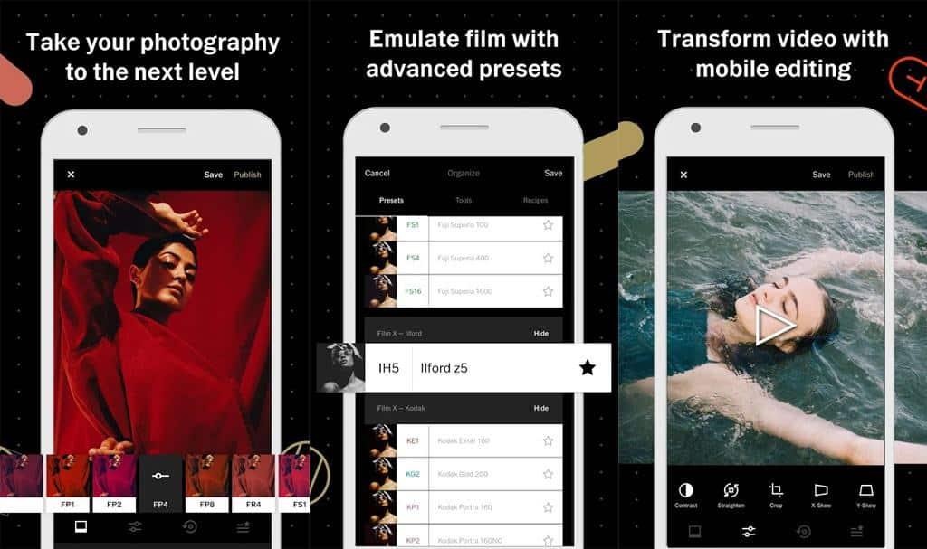 Tổng hợp app chỉnh sửa ảnh trên Android tốt nhất hiện tại 3