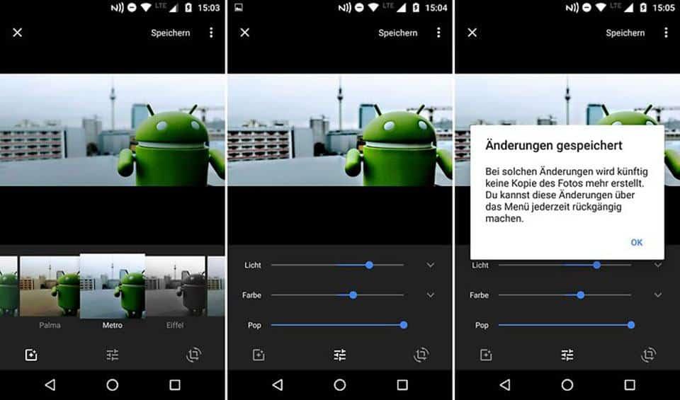 Tổng hợp app chỉnh sửa ảnh trên Android tốt nhất hiện tại 7