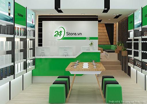 Shop điện thoại 24H - Trần Quang Khải, Q.1