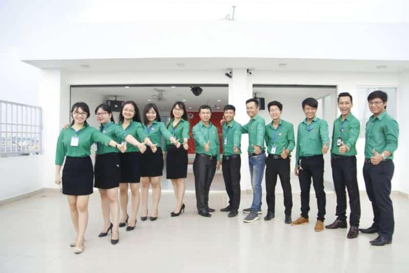 Đội ngũ nhân viên giàu kinh nghiệm